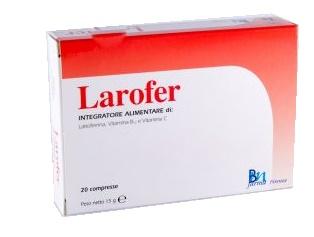 LAROFER 20CPR prezzi bassi
