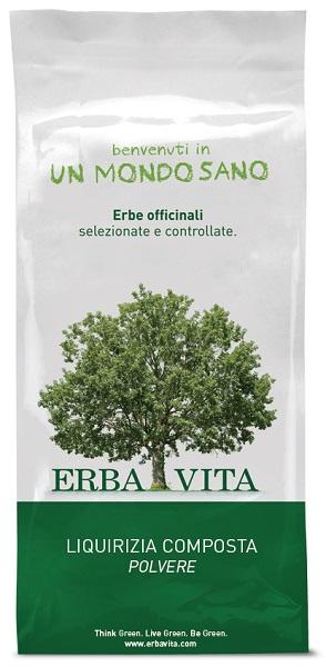 LIQUIRIZIA COMPOSTA POLVERE 100 G - Farmacia Centrale Dr. Monteleone Adriano