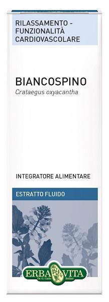 BIANCOSPINO FIORE/FOGLIE ESTRATTO FLUIDO 50 ML - Farmacia Castel del Monte