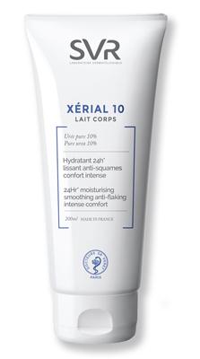 XERIAL 10 LATTE CORPO 200 ML - Farmabaleno