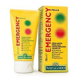EMERGENCY PELLE CREMA 50 ML
