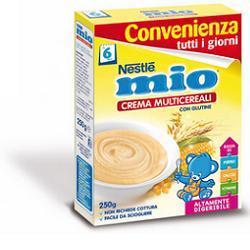MIO FARINA MULTICEREALI 250 G - Farmacia Castel del Monte