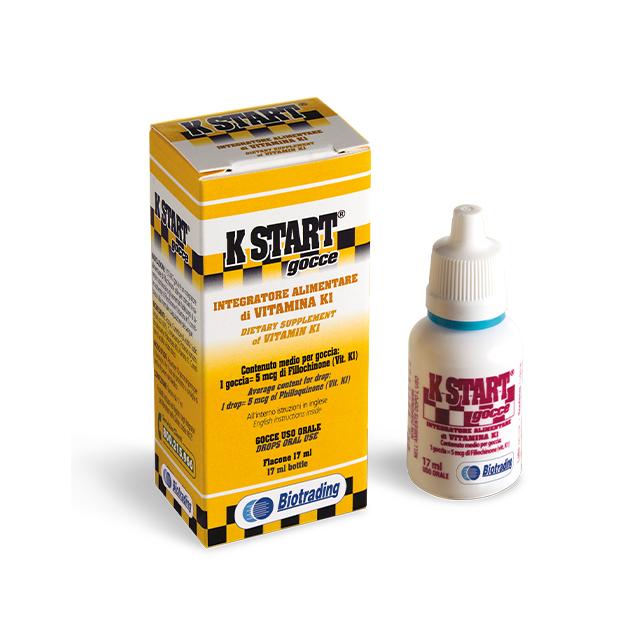 K START - Farmaseller