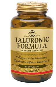 IALURONIC FORMULA 30 TAVOLETTE - Farmafirst.it