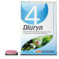 DIURYN BIO FORZE 20 COMPRESSE