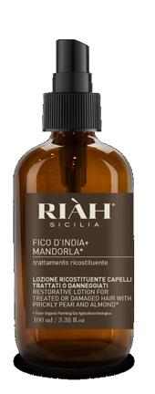 RIAH LOZIONE RICOSTITUENTE FICO D'INDIA E MANDORLA 100 ML - Nowfarma.it