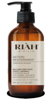 RIAH DATTERO BALSAMO IDRATANTE 200 ML - Nowfarma.it