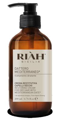 RIAH DATTERO CREMA RESTITUTIVA CAPELLI SECCHI 200 ML - Nowfarma.it