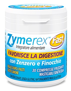 ZYMEREX FAST 30 COMPRESSE MASTICABILI - Farmapage.it