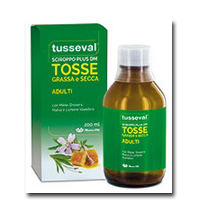 TUSSEVAL SCIROPPO TOSSE ADULTI 200 ML - La farmacia digitale