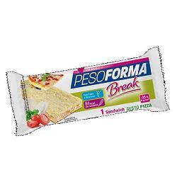 PESOFORMA SNACK BREAK PIZZA 20 G - Farmafirst.it