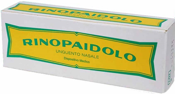 RINOPAIDOLO UNGUENTO NASALE 10 G - Farmafamily.it
