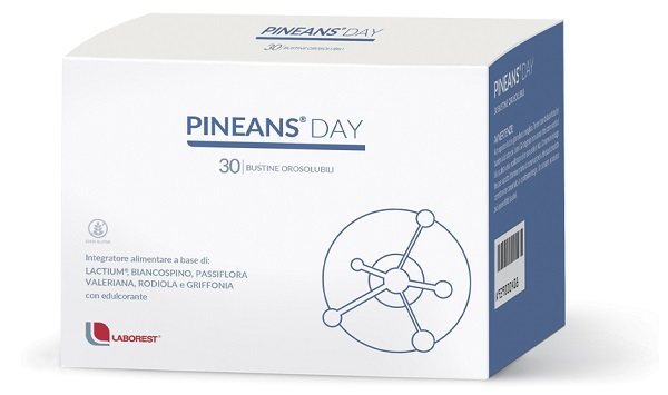 PINEANS DAY 30 BUSTINE OROSOLUBILI DA 1800 MG - Farmacia Massaro