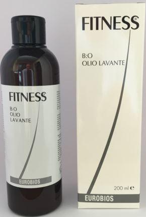 Fitness B:O Olio Lavante 200 ml