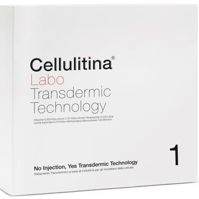 CELLULITINA TRANSDERMIC TECHNOLOGY ATTACCO GRADO 1 FLACONE 120 ML + TUBO 150 ML - farmaciadeglispeziali.it