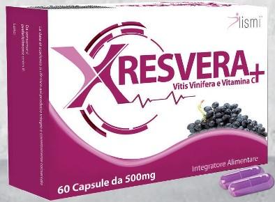 XRESVERA+ 500MG 60 CAPSULE - Farmalke.it
