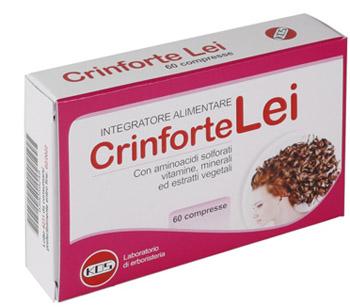 CRINFORTE LEI 60 COMPRESSE - SUBITOINFARMA