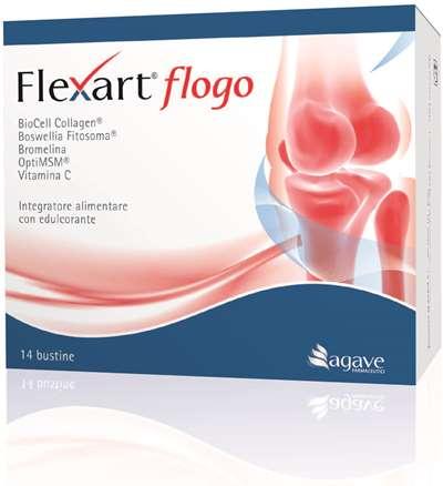 FLEXART FLOGO 14 BUSTINE 4,5 G - Farmapage.it