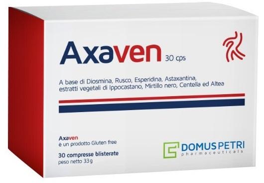 AXAVEN 30 COMPRESSE - sapofarma.it