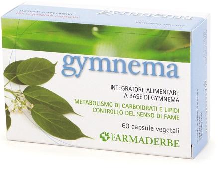 GYMNEMA 60 CAPSULE 34,2 G - Zfarmacia