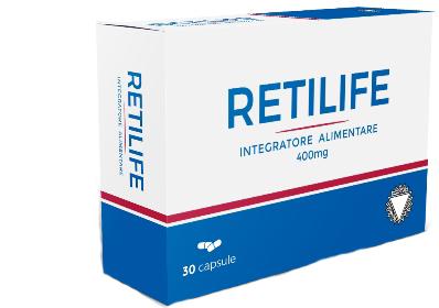 BIOTEMA RETILIFE 30 CAPSULE - Farmacia Centrale Dr. Monteleone Adriano