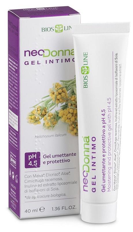 NEODONNA GEL INTIMO UMETTANTE 40 ML - pharmaluna