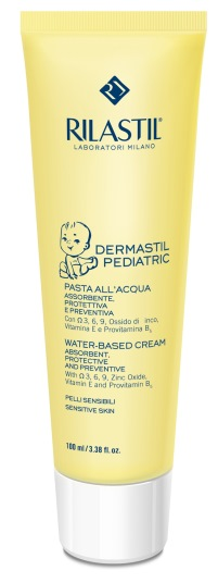 RILASTIL DERM PEDIATRIC PASTA ACQUA 100 ML - farma-store.it