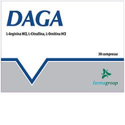 Daga Integratore Energetico 30 Compresse