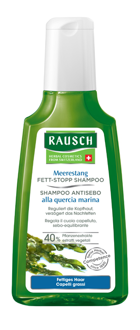 RAUSCH SHAMPOO ANTISEBO ALLA QUERCIA MARINA 200 ML - Farmastar.it