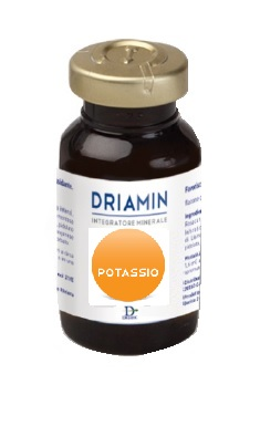 DRIAMIN POTASSIO 15 ML