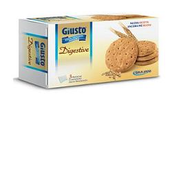 GIUSTO SENZA ZUCCHERO BISCOTTI DIGEST 225 G - FARMAPRIME