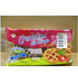 HAPPY FARM CROSTATA CILIEGE 180 G - Farmafirst.it