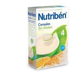 NUTRIBEN CEREALI SENZA GLUTINE 300 G - Farmabenni.it