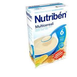 NUTRIBEN MULTICEREALI 300G