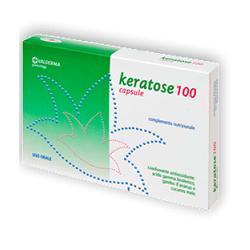 KERATOSE 100 20 CAPSULE - Parafarmacia Tranchina