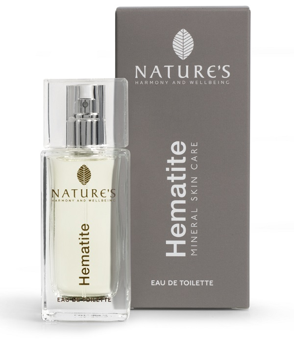 NATURES HEMATITE EAU DE TOILETTE - La farmacia digitale