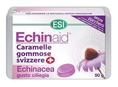 ESI ECHINAID CARAMELLE GUSTO CILIEGIA 50 G - Farmacia Castel del Monte