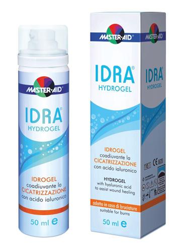 MASTER-AID IDRACARE IDROGEL CICATRIZZANTE 50 ML - Farmagolden.it
