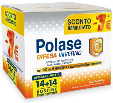 POLASE DIFESA INVERNO 14 + 14 BUSTE