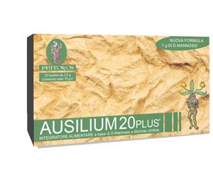 PHITOKOS AUSILIUM 20 PLUS 20 BUSTINE - farmaciadeglispeziali.it