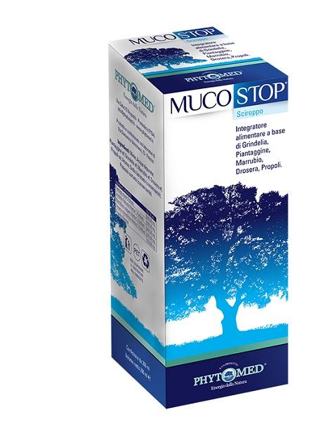 MUCOSTOP 200 ML - Farmaunclick.it