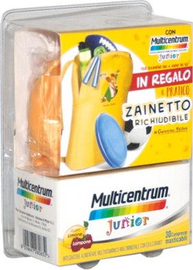 MULTICENTRUM JUNIOR 30 COMPRESSE PROMO 2017 - Farmalandia