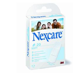CEROTTO SOFT NEXCARE ACTIVE NON ASSORTITI 25X72 20 PEZZI - Farmastar.it