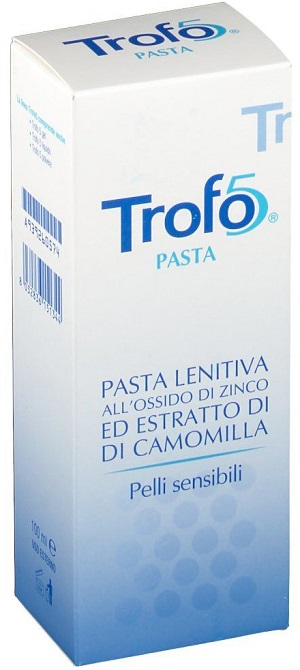 TROFO 5 PASTA 100 ML - Farmalke.it