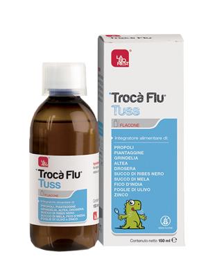 TROCA' FLU TUSS 150 ML - farmaciadeglispeziali.it