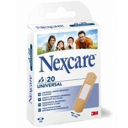CEROTTO NEXCARE UNIVERSAL 25X72 MM 20 PEZZI - Farmacia Centrale Dr. Monteleone Adriano