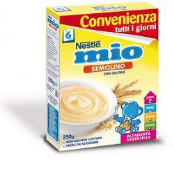MIO SEMOLINO 250 G - Farmacia Castel del Monte
