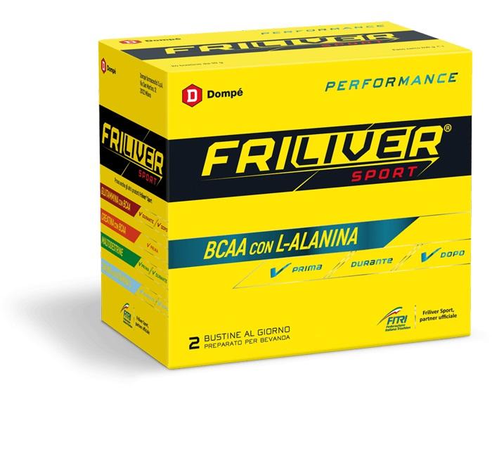 FRILIVER SPORT PERFORMANCE 24 BUSTINE - Farmia.it