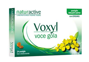 Voxyl Voce Gola 24 Pastiglie - Sempredisponibile.it