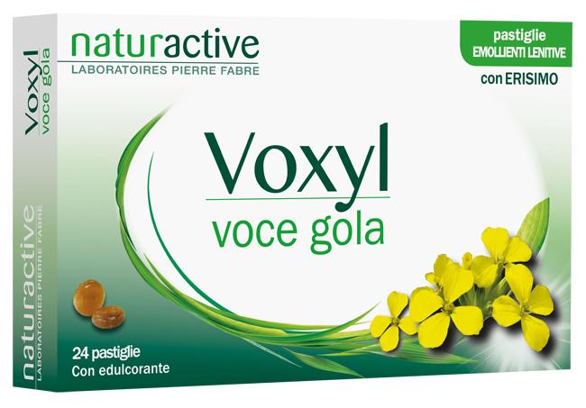 VOXYL VOCE GOLA 24 PASTIGLIE - Farmawing